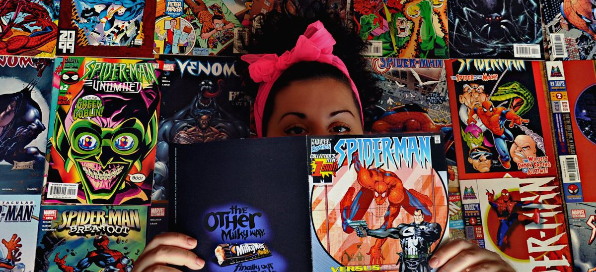 When Comic Books Become Required Reading