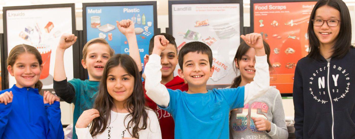 Participate in NYC's Zero Waste School Awards!