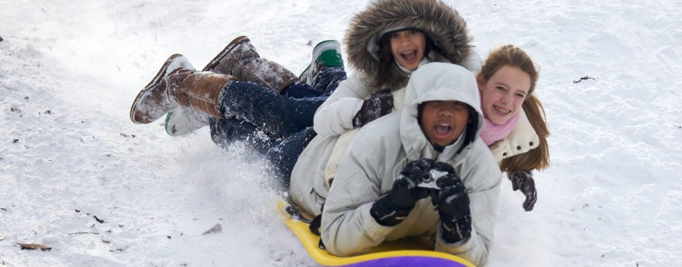 Time to Slide into Winter Recess