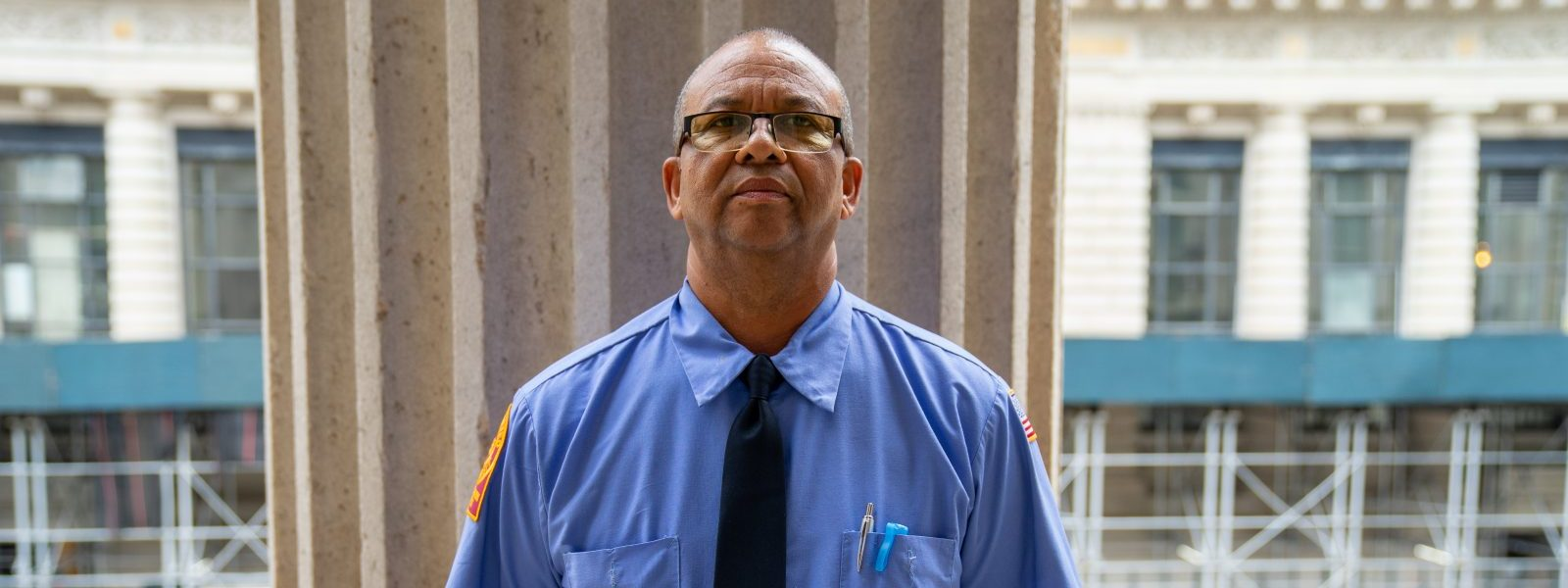 We Are DOE: Fred Sinclair, Bus Operator