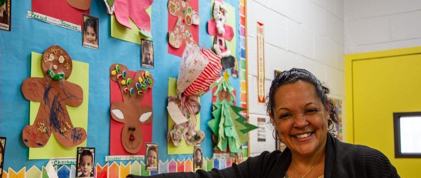 We are DOE: Darlene Sierra, 3-K and Pre-K Social Worker