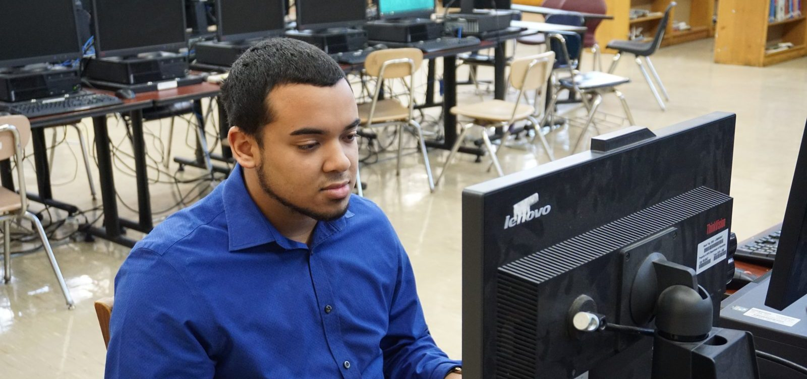 We Are DOE: Kyle Pierre, CTE Teacher Apprentice