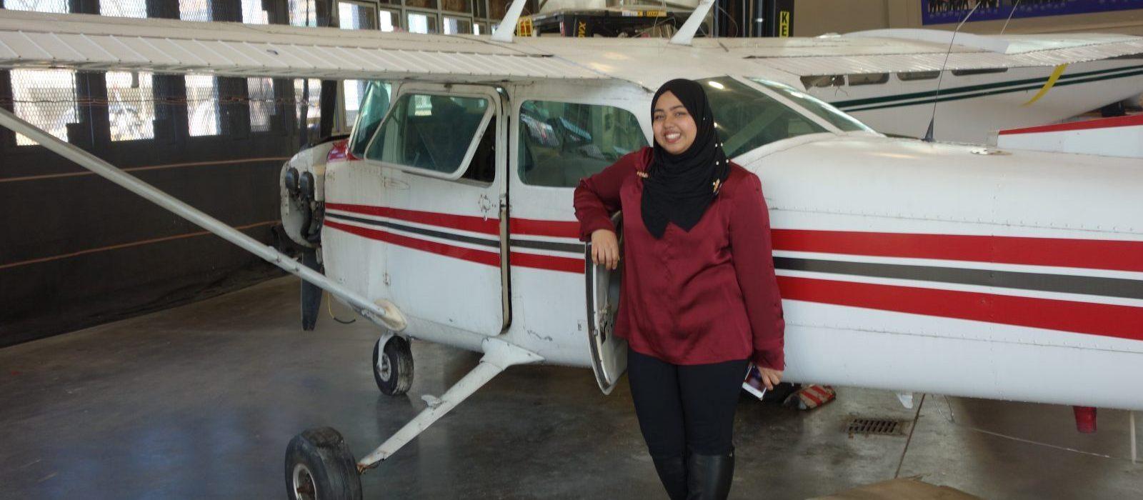 We Are DOE: Sadia Ahmed, High School Senior