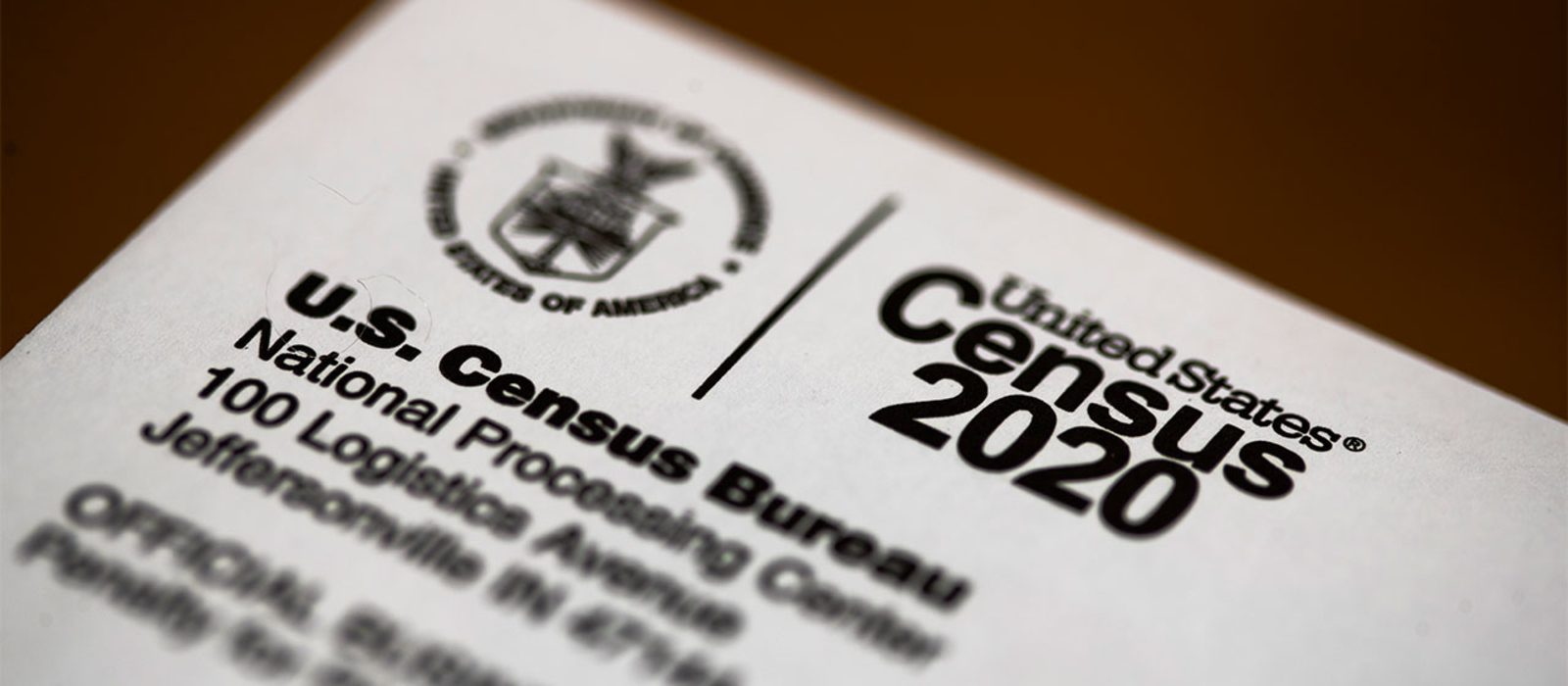 Be Counted for the 2020 Census