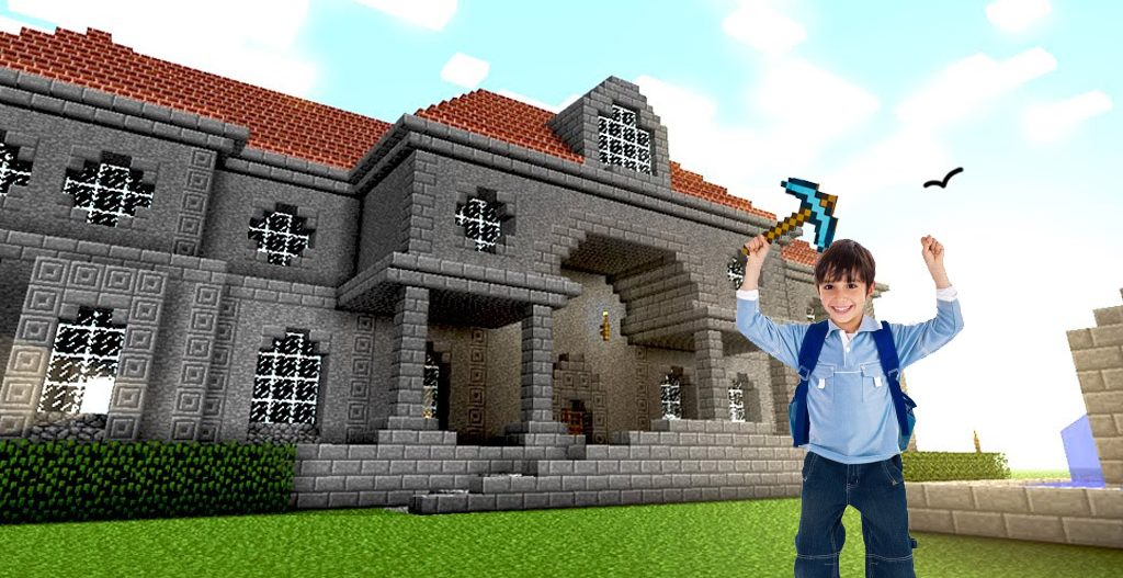 Minecraft Your Way to a Better City