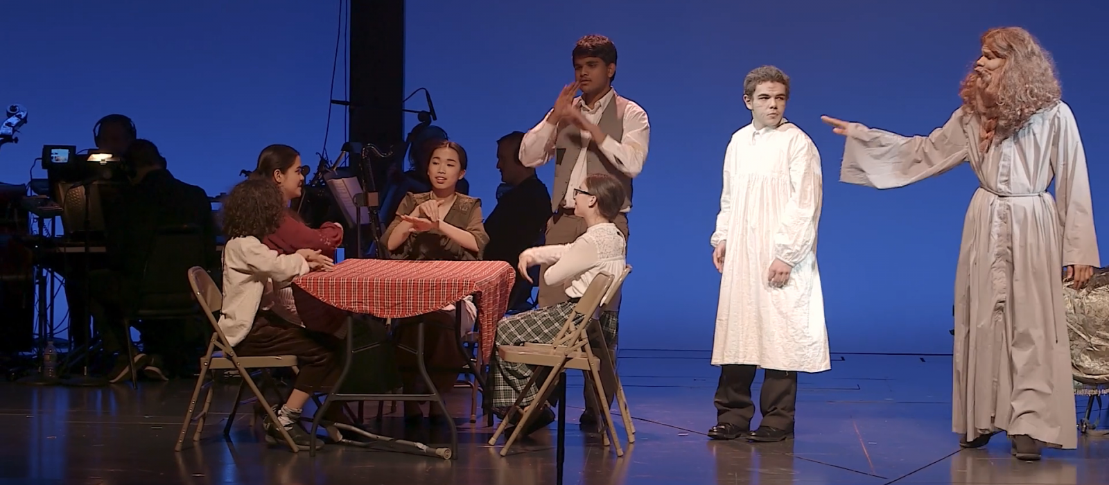 NYC Students Take a Bow at the 2020 High School Theatre Festival