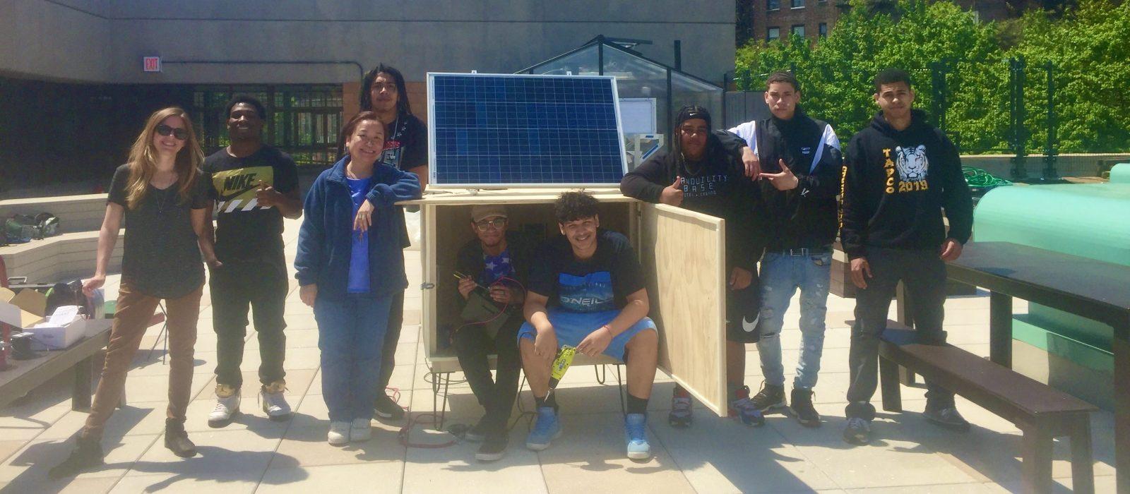 DOE Schools Win Over $700K in Sustainability Grants