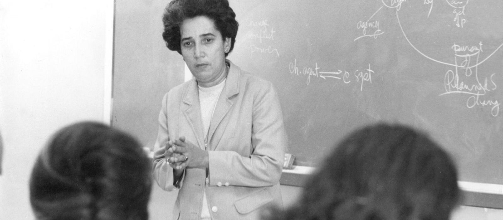 Hidden Voices: The 'Passionate Life' of Dr. Antonia Pantoja